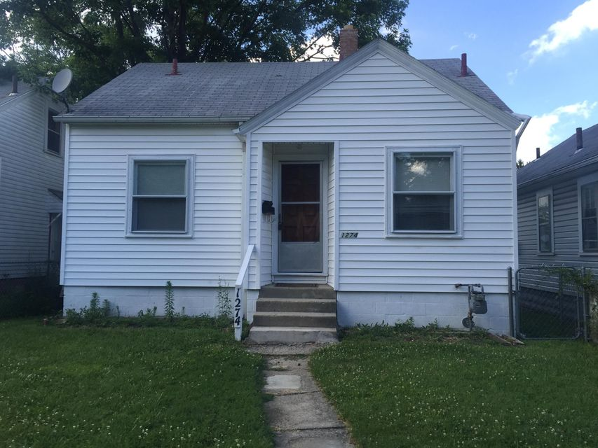 Photo of home for sale at 1274 Aberdeen Avenue, Columbus OH