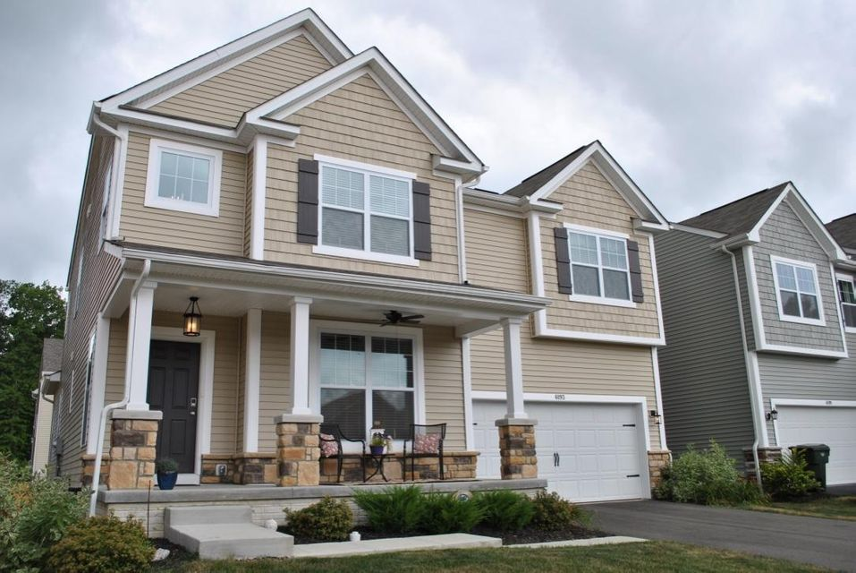 Photo of home for sale at 6193 Dajana Drive, Westerville OH