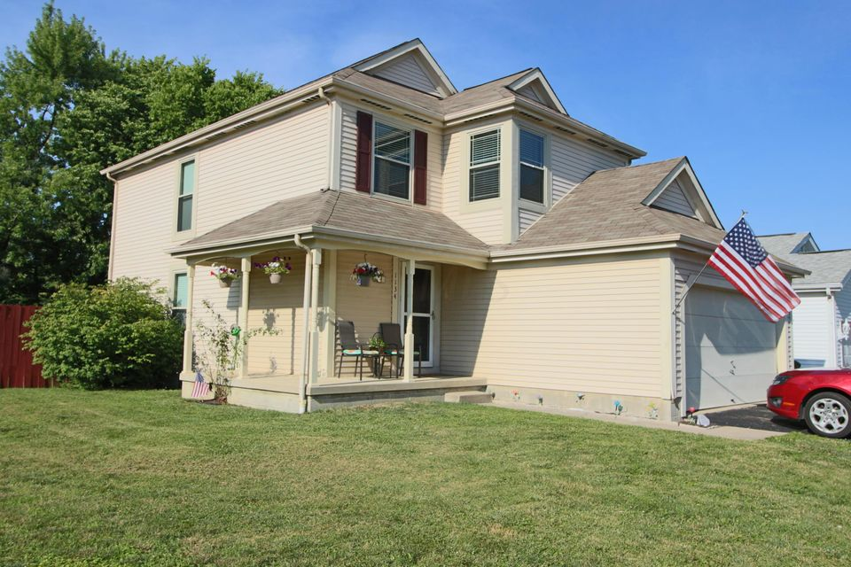 Photo of home for sale at 1134 Pinnacle Drive, Columbus OH