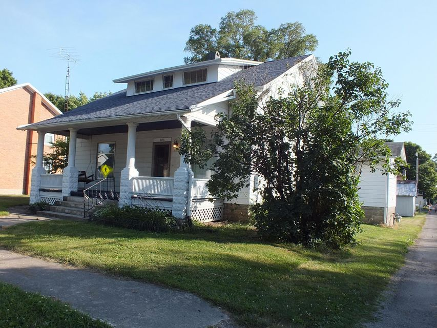 Photo of home for sale at 106 BUCKEYE Street E, Belle Center OH