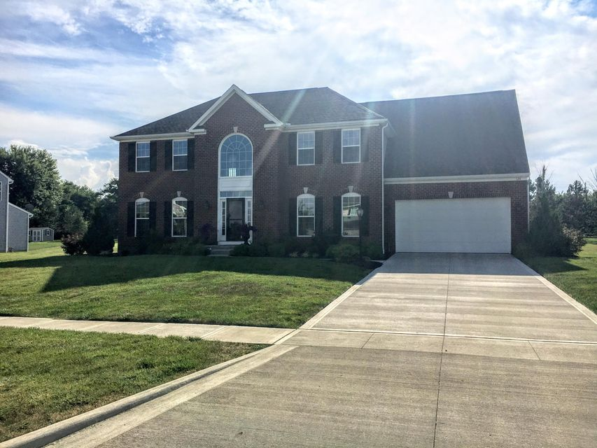 Photo of home for sale at 124 Tassel View Road, Pataskala OH