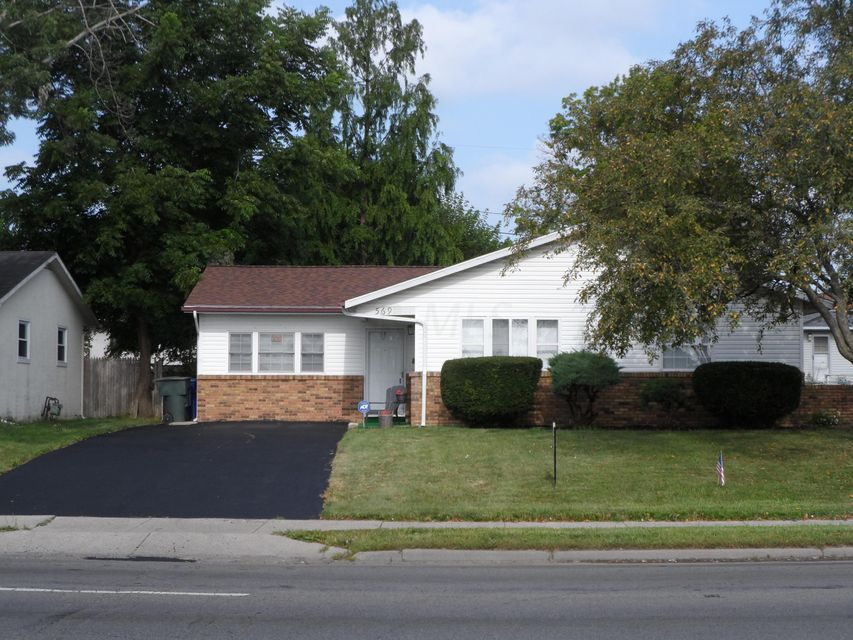 Photo of home for sale at 5691 Karl Road, Columbus OH