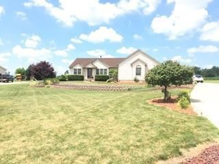 Photo of home for sale at 2919 Gooding Road, Marion OH