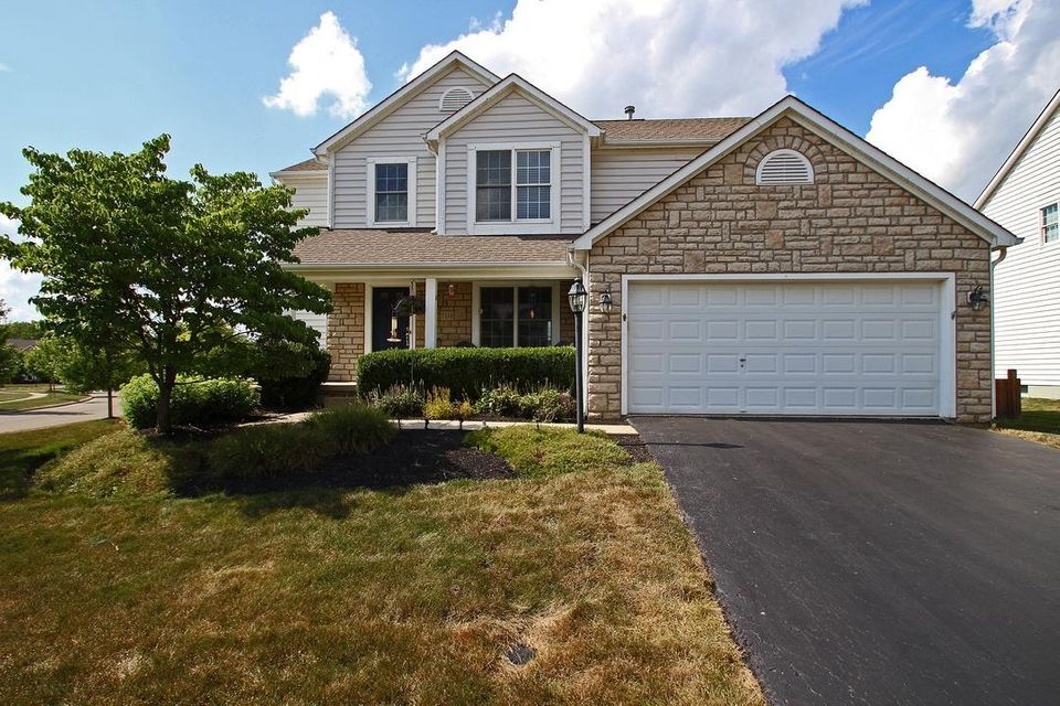 Photo of home for sale at 7118 Scioto Parkway, Powell OH