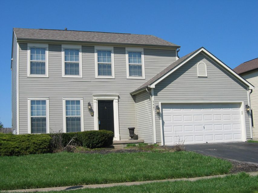 Photo of home for sale at 3447 HAIL RIDGE Drive, Reynoldsburg OH
