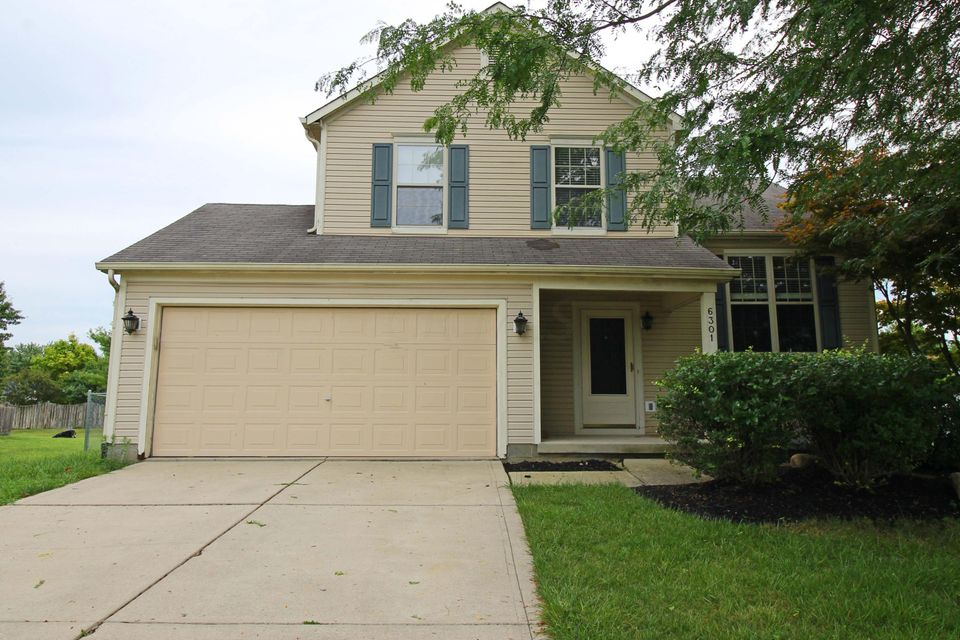 Photo of home for sale at 6301 RIVERSTONE Drive, Columbus OH