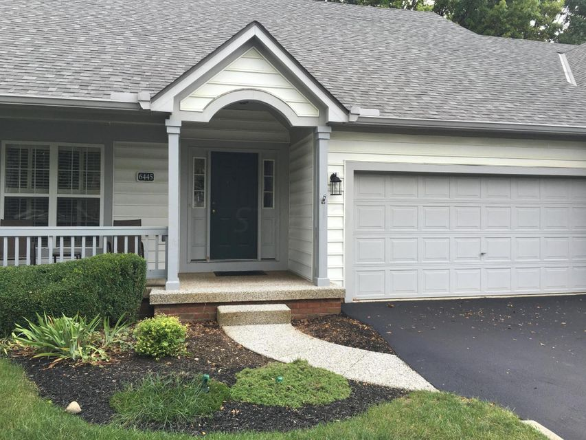 Photo of home for sale at 6445 Upper Lake Circle, Westerville OH