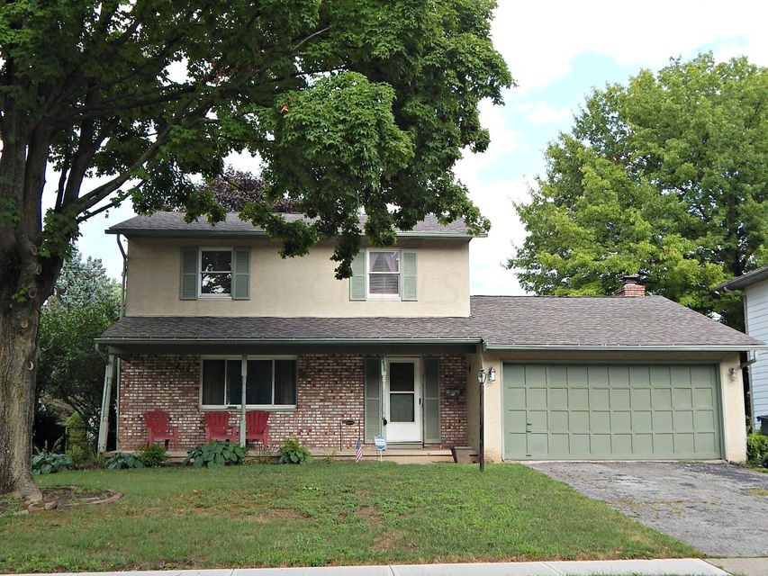 Photo of home for sale at 5496 Larkwood Road, Columbus OH