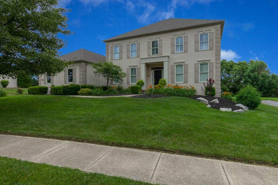 Photo of home for sale at 8615 Springflower Road, Pickerington OH