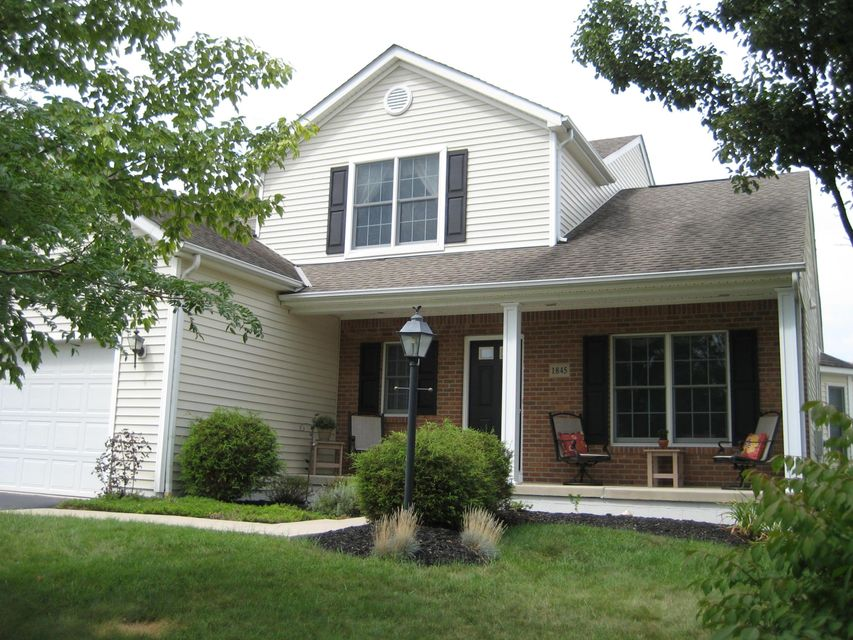 Photo of home for sale at 1845 Creekview Drive, Marysville OH