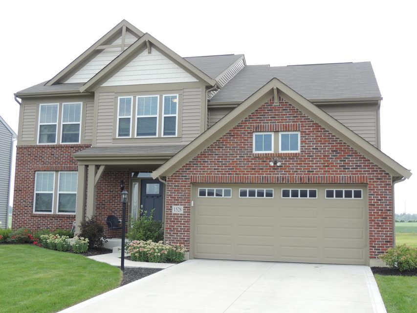 Photo of home for sale at 1528 ADENA POINTE Drive, Marysville OH