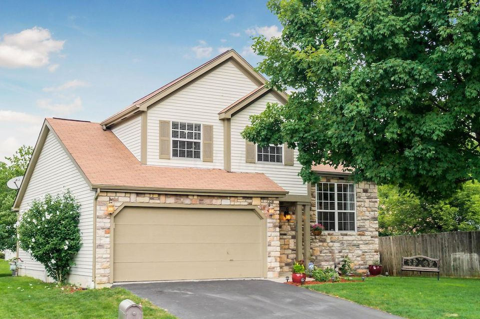 Photo of home for sale at 3566 RAFLIN Drive, Columbus OH