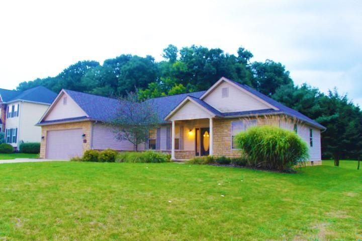 Photo of home for sale at 75 Woodlake Trail, Mount Vernon OH
