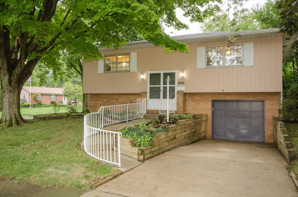 Photo of home for sale at 6416 FAIRCREST Road, Columbus OH