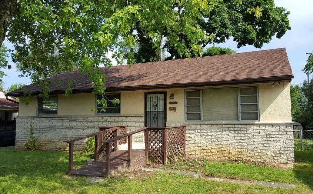 Photo of home for sale at 3808 FULTON Street E, Columbus OH