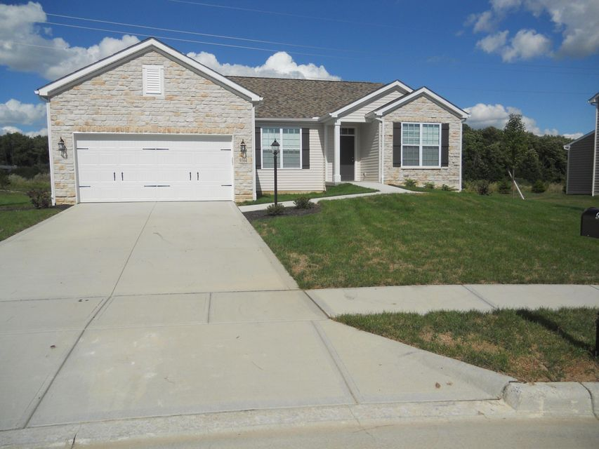 Photo of home for sale at 9364 Wintersweet Court, Plain City OH