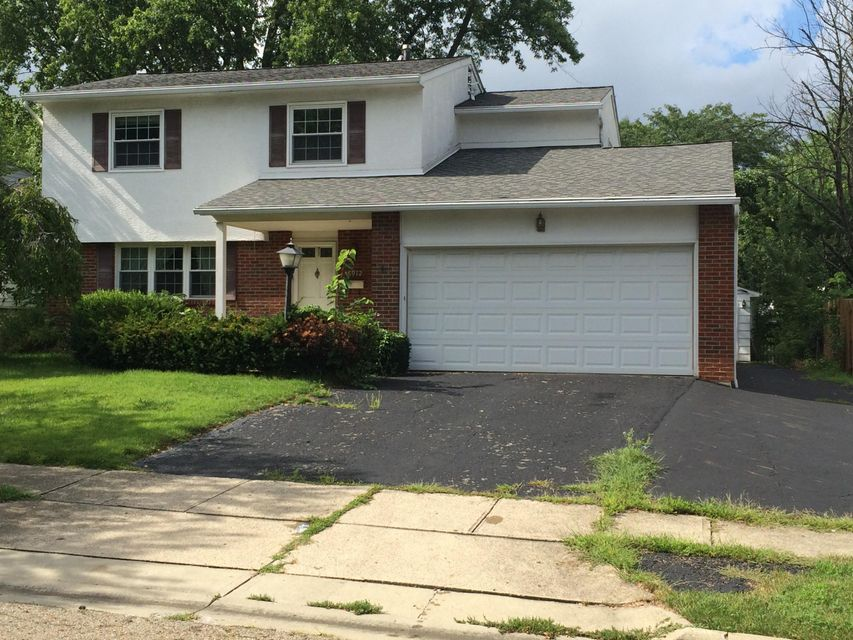 Photo of home for sale at 6912 Ardelle Drive, Reynoldsburg OH