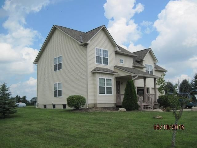 Photo of home for sale at 3434 GALLANT Road, Radnor OH