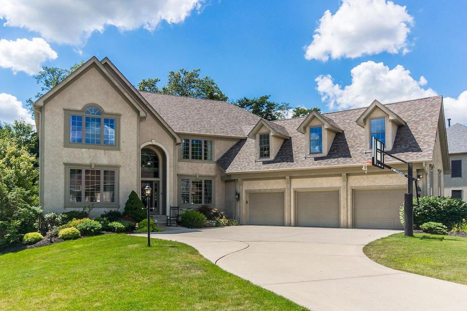Photo of home for sale at 12193 Brook Forest Circle NW, Pickerington OH