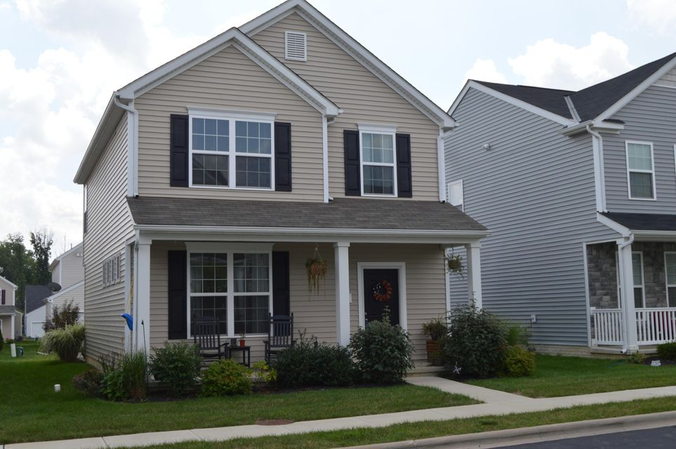Photo of home for sale at 119 Purple Leaf Lane, Lewis Center OH