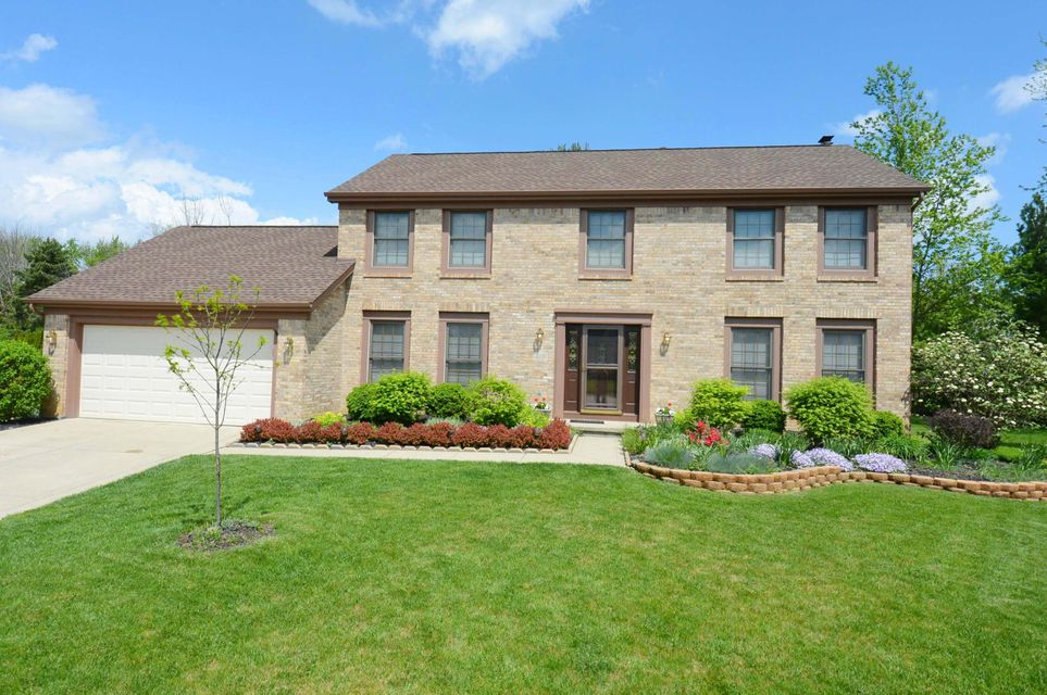 Photo of home for sale at 4939 Drymen Court, Dublin OH