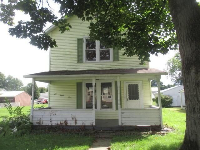Photo of home for sale at 124 Bartlett Street, Bremen OH