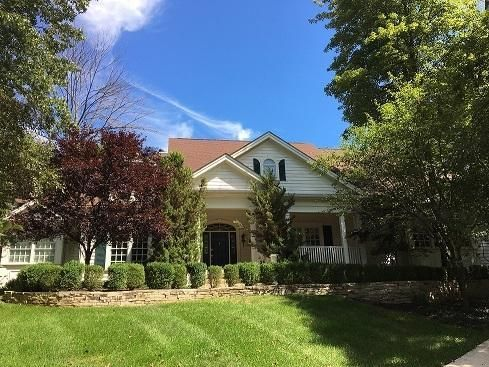 Photo of home for sale at 1134 STONE RUN Court, Lancaster OH