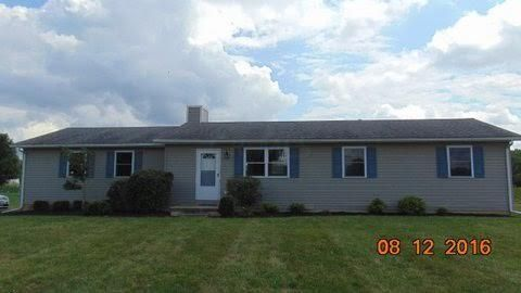 Photo of home for sale at 12820 Bottom Road, Dresden OH
