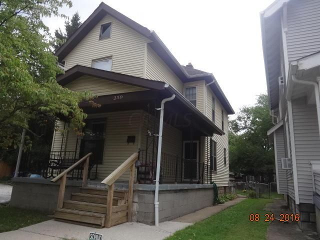 Photo of home for sale at 259 Maynard Avenue E, Columbus OH