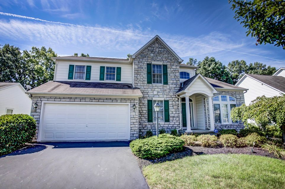 Photo of home for sale at 6318 Hermitage Drive, Westerville OH