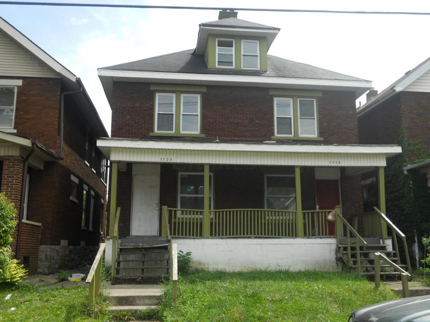 Photo of home for sale at 1155 Whittier Street E, Columbus OH
