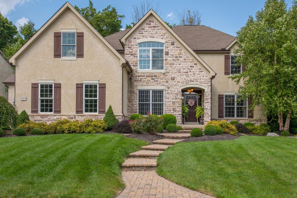 3209 Abbey Knoll Drive, Lewis Center, OH 43035