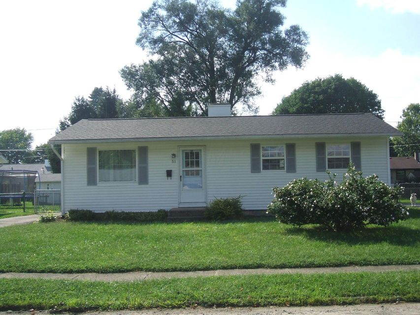 Photo of home for sale at 51 25th Street S, Newark OH