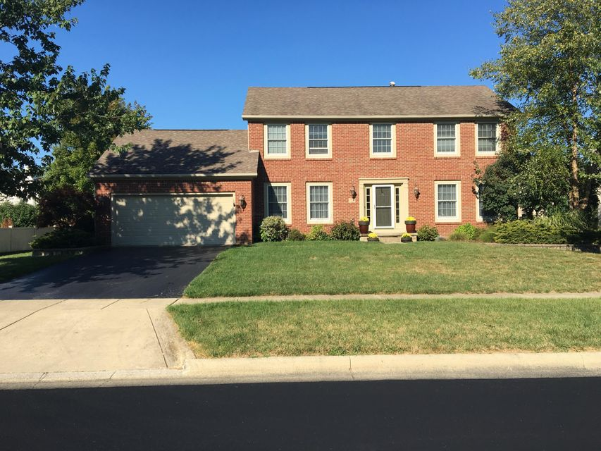 Photo of home for sale at 2310 Meadowshire Road, Galena OH