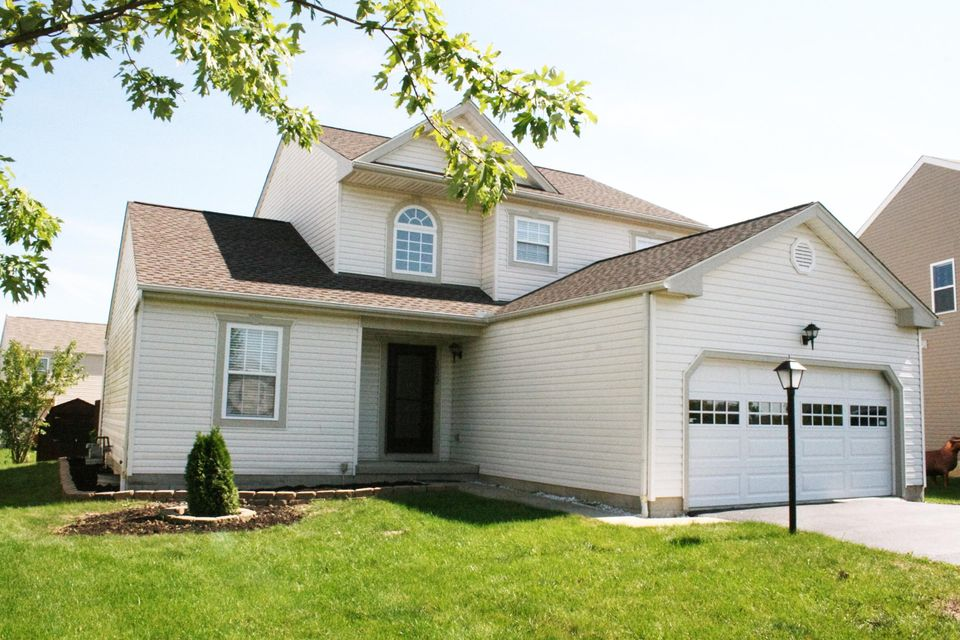 Photo of home for sale at 1522 La Costa Drive, Marysville OH