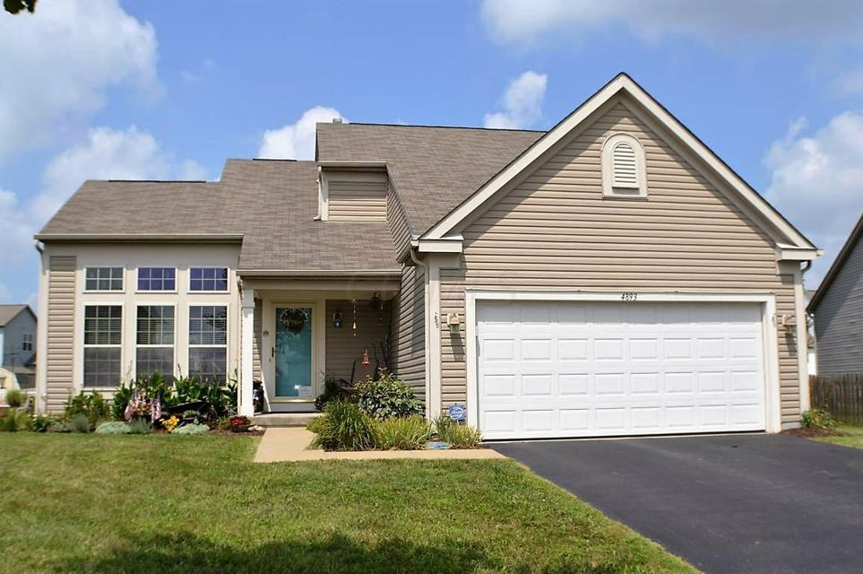Photo of home for sale at 4893 Founders Drive, Groveport OH