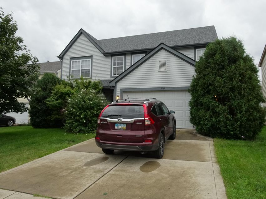 Photo of home for sale at 9189 Turnhart Place, Columbus OH