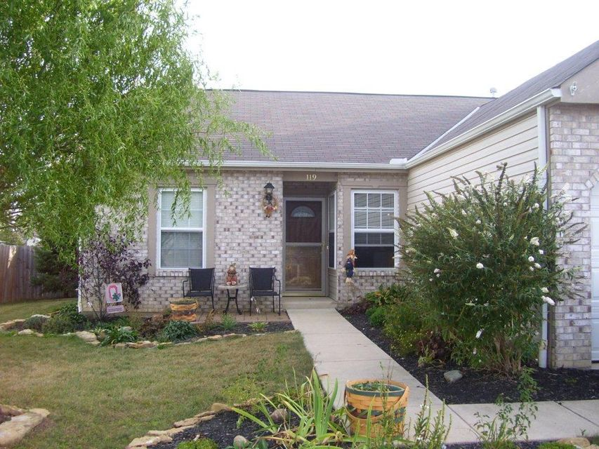 Photo of home for sale at 119 Brittney Road, Commercial Point OH