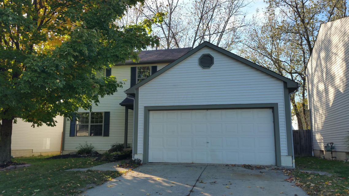Photo of home for sale at 1297 RIEGELWOOD Lane, Columbus OH