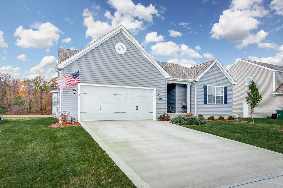 Ellington village granville ohio 43023 homes for sale for Granville home
