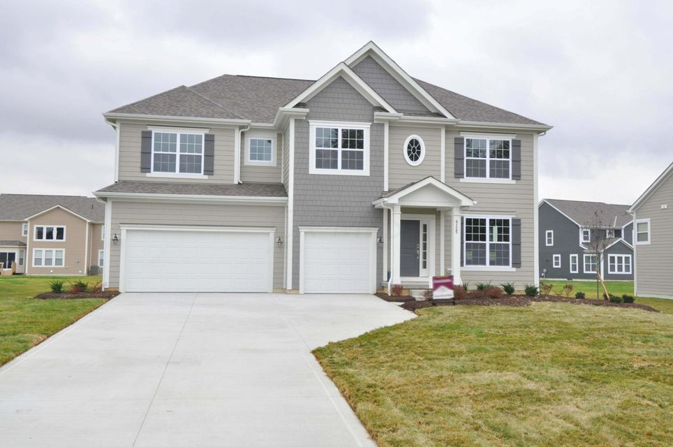 Photo of home for sale at 8125 Meadowmoore Boulevard NW, Pickerington OH