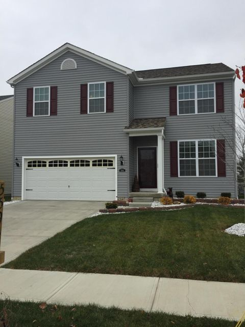 5594 Lehman Meadows Drive, Canal Winchester, OH 43110