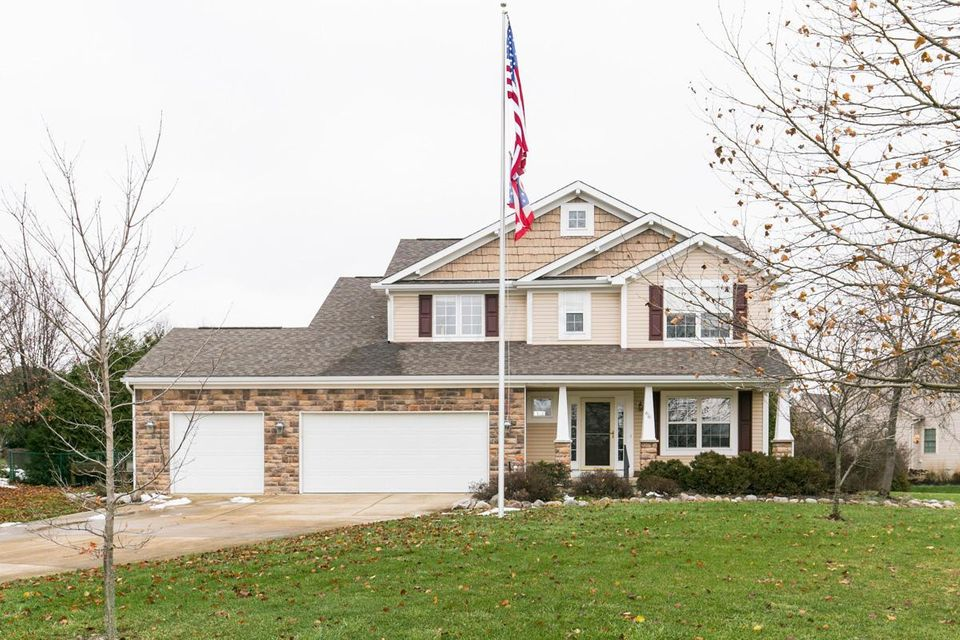 66 MINNICK Court, Johnstown, OH 43031