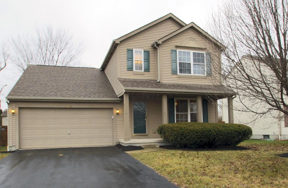 Photo of home for sale at 3161 Thorndyke Street, Columbus OH