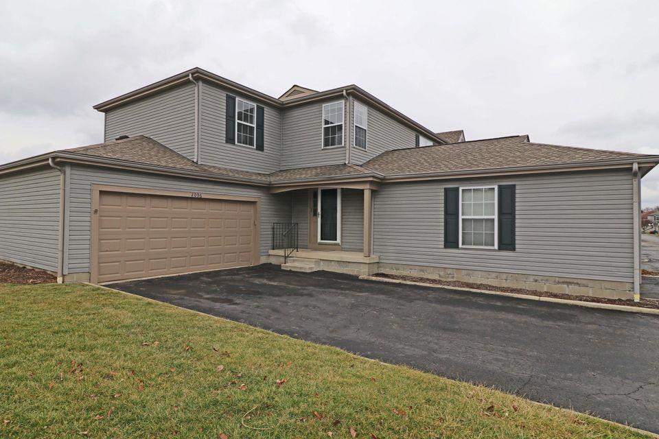 Photo of home for sale at 2096 TAMARIN Drive, Columbus OH