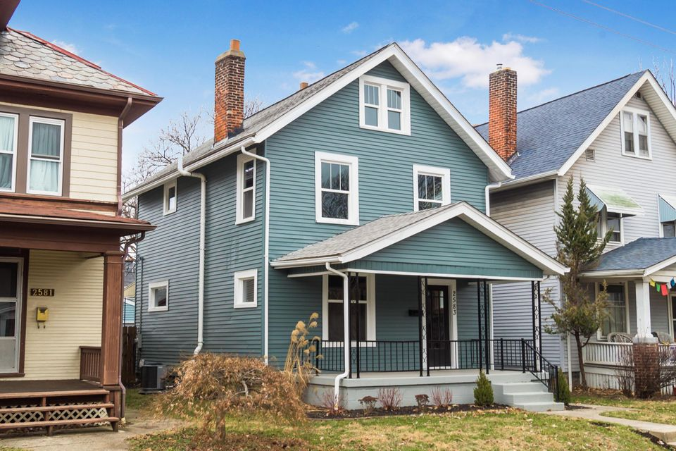 Photo of home for sale at 2583 Glen Echo Drive, Columbus OH