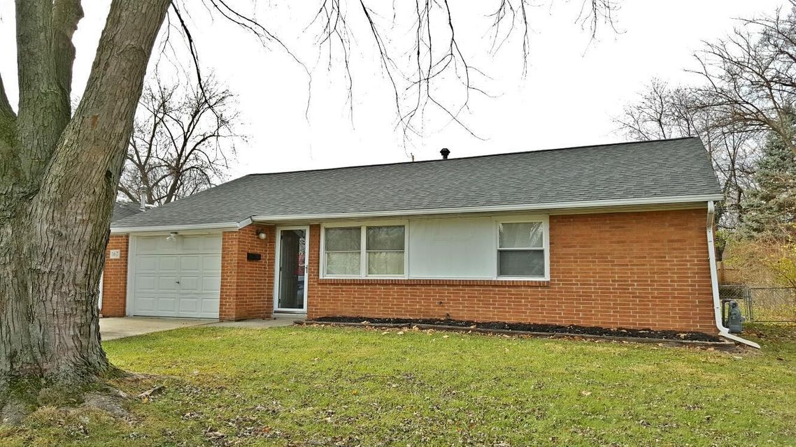 Photo of home for sale at 167 Murray Hill Road S, Columbus OH