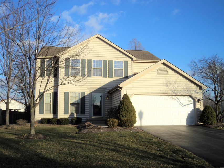 Photo of home for sale at 8488 Wildomar Avenue, Reynoldsburg OH