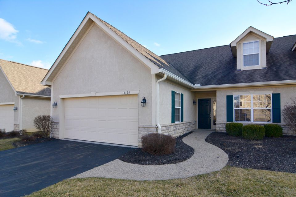 Photo of home for sale at 5175 Autumn Fern Drive, Dublin OH