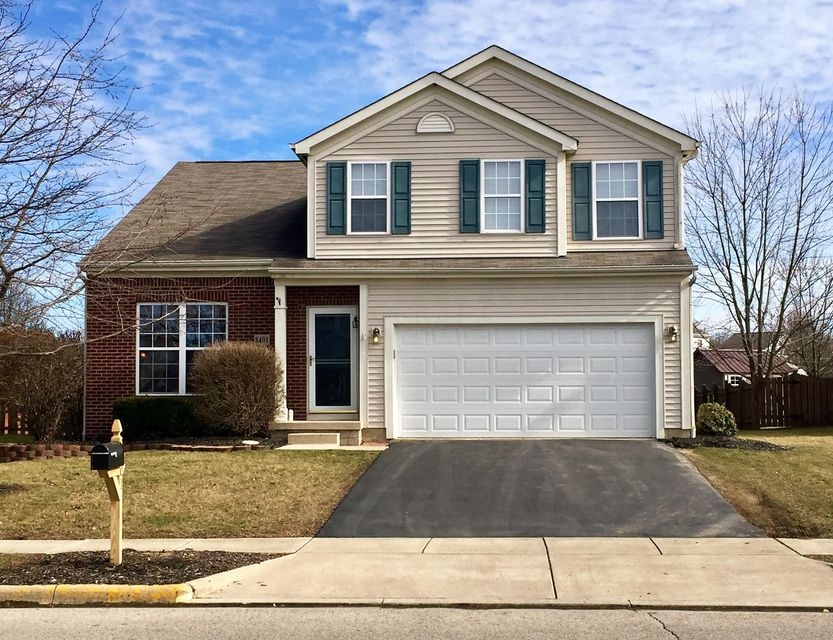 Photo of home for sale at 8401 Squad Drive, Galloway OH